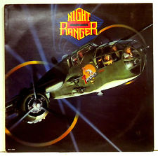 Night Ranger - 7 Wishes - 1985 Hard Rock (vinyl)