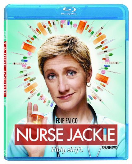 Nurse Jackie: Season 2 [Blu-ray] Mint Used