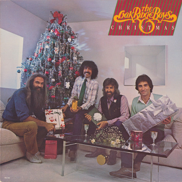 Oak Ridge Boys ‎– Christmas - 1982- Country , Folk , Christmas (vinyl)