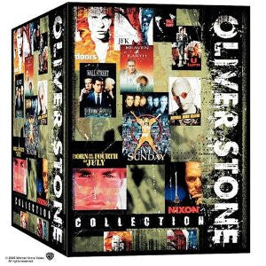 Oliver Stone Collection (Widescreen/Full Screen) [10 Discs] DVD ( Mint Used )