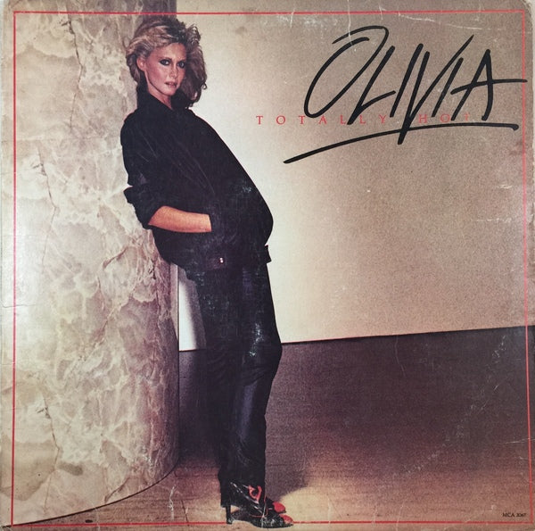 Olivia Newton-John ‎– Totally Hot - 19878 -Synth-pop (vinyl)