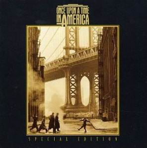 Once Upon A Time in America - Ennio Morricone 1984 Lp