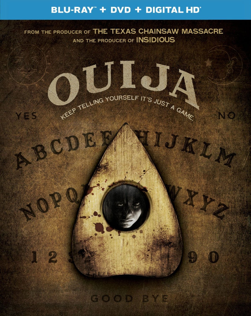 Ouija [Blu-ray + DVD +UltraViolet] (Bilingual) New sealed