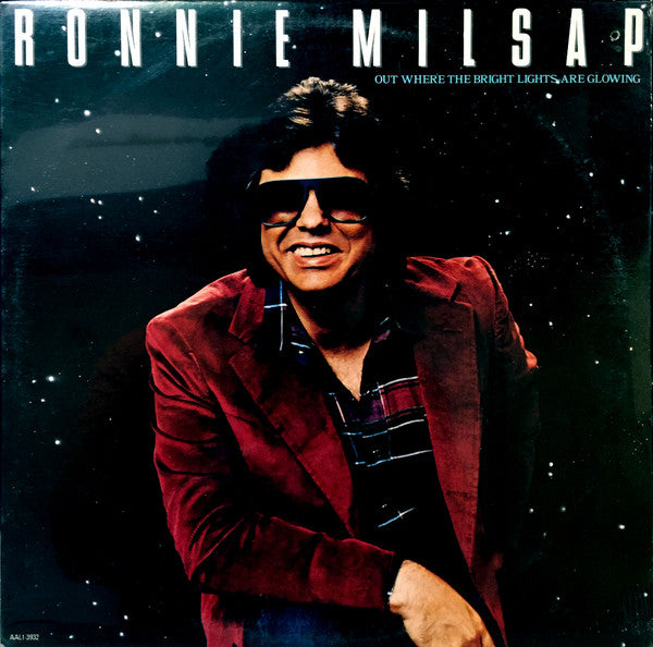 Ronnie Milsap ‎– Out Where The Bright Lights Are Glowing -1981- Country (vinyl)