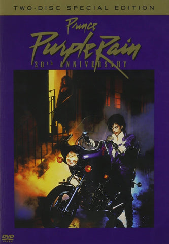 Purple Rain (Widescreen Special Edition) (Bilingual) 2 dvd set  20th Anniversary Edition