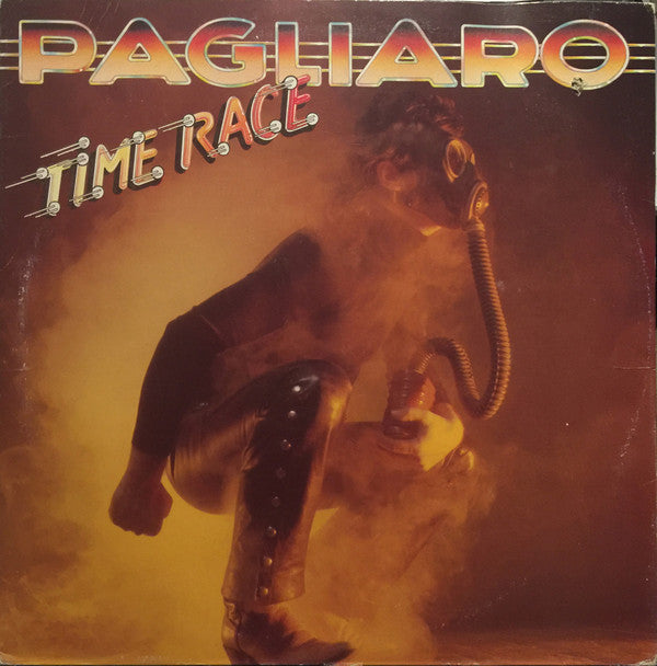 Pagliaro - Time Race -1977- Soft Rock, Pop Rock (vinyl)