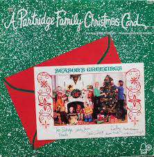 Partridge Family, The ‎– A Partridge Family Christmas Card- 1971 - Pop Rock, Christmas (vinyl)