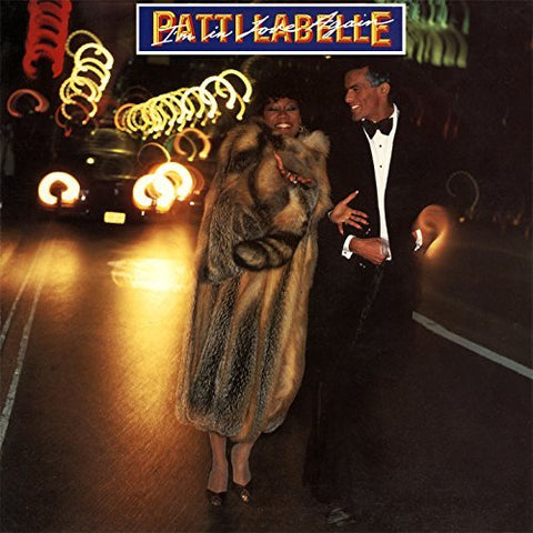 Patti LaBelle ‎– I'm In Love Again - 1983-Funk / Soul (vinyl)