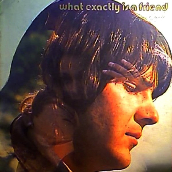 Peter Cofield ‎– What Exactly Is A Friend -1972 - pop rock - (vinyl)