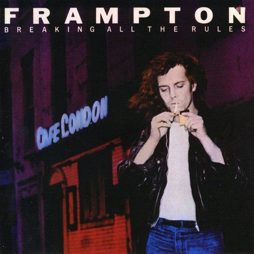 Peter Frampton ‎– Breaking All The Rules -1981 - Classic Rock (vinyl)