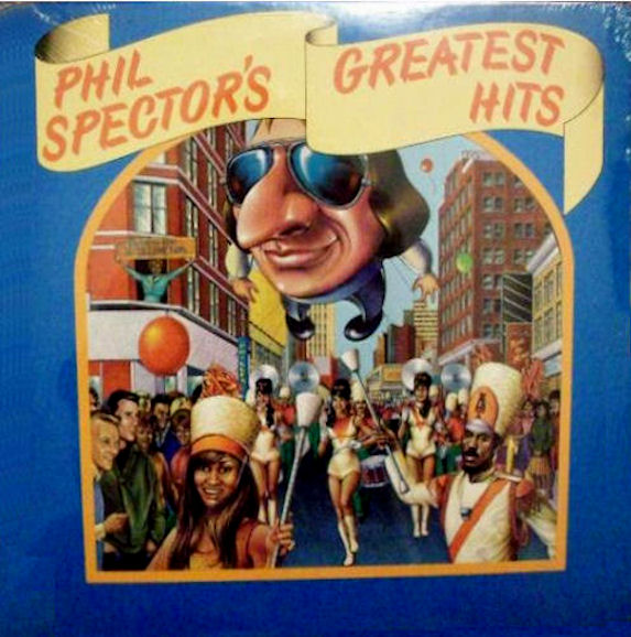 Phil Spector ‎– Phil Spector's Greatest Hits - 2 lps - 1977 Rock, Funk / Soul, Pop ( clearance vinyl )