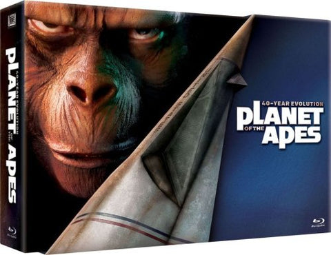 Planet Of The Apes - Planet Of The Apes (Blu-ray) 5 disc set