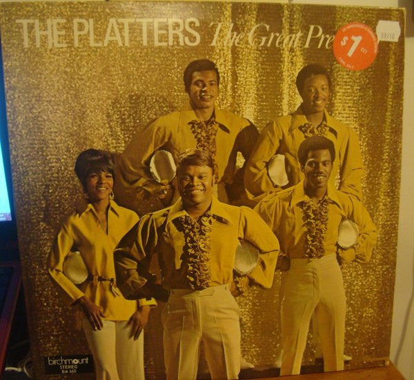 Platters , The ‎– The Great Pretender 1973 Jazz (vinyl)