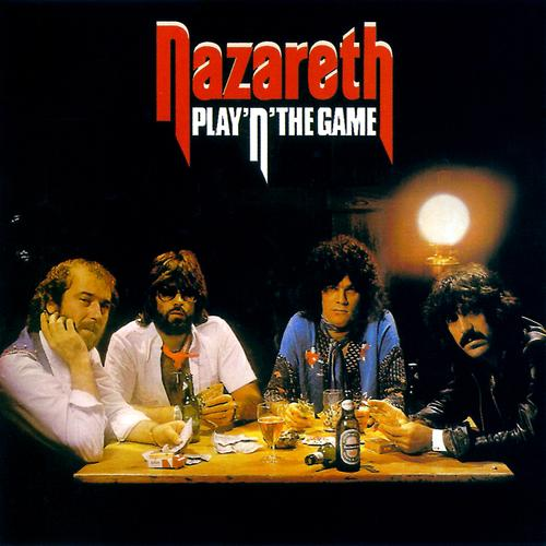 Nazareth - Play 'n' The Game -1976 Hard Rock (vinyl)