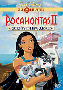 Pocahontas II: Journey to a New World (Widescreen) [Import] dvd