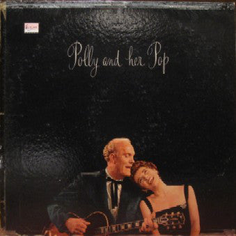 Polly Bergen ‎– Polly And Her Pop -1958 Jazz, Blues (vinyl) Polly & Bill Bergen
