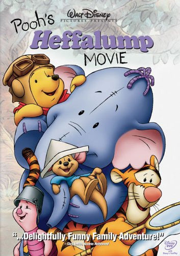 Pooh's Heffalump Movie DVD - Mint Used