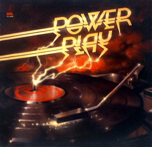 Power Play- Molly Hatchet , Journey, Cheap Trick + Classic Rock (vinyl)