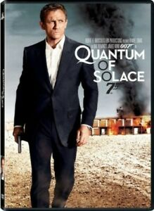 007: Quantum of Solace (Bilingual) [DVD]