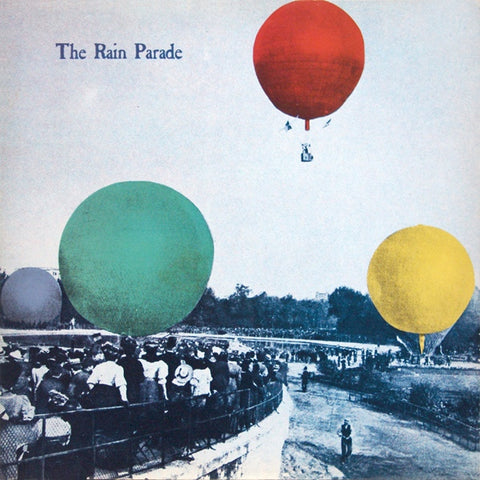Rain Parade, The  ‎– Emergency Third Rail Power Trip - 1983-Alternative Rock (Rock)