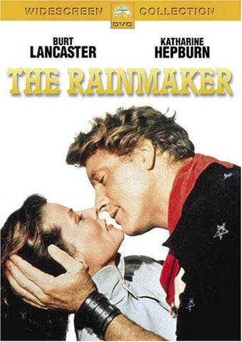 Rainmaker , The (1956)  NEW DVD - Burt Lancaster (Actor), Katharine Hepburn (Actor),