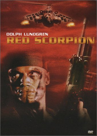 Red Scorpion 2002 DVD - Dolph Lundgren