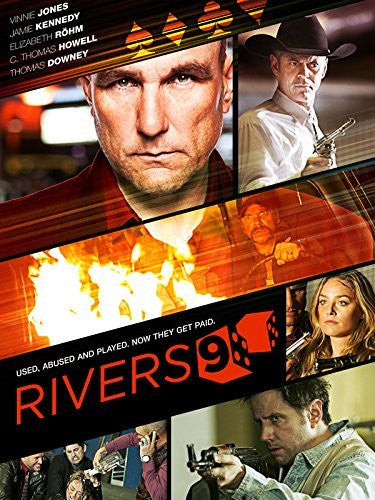 Rivers 9 - 2015 New DVD