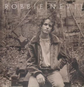Robbie Nevil ‎– Robbie Nevil- 1986 - Pop Rock ( vinyl)