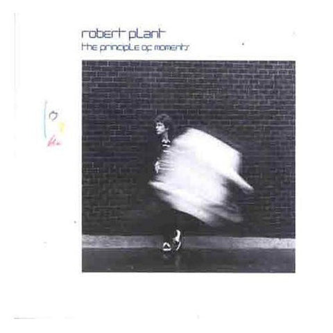 Robert Plant ‎– The Principle Of Moments- 1983 Classic Rock (vinyl)