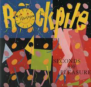 Rockpile ‎– Seconds Of Pleasure -1980- New Wave, Power Pop, Rock & Roll (vinyl)