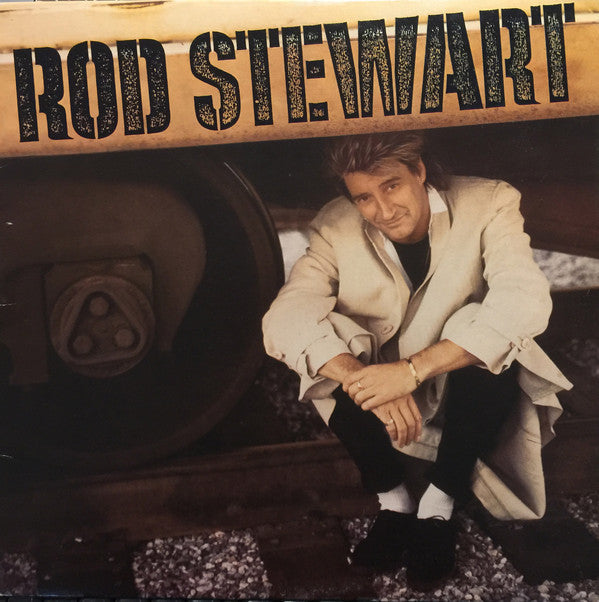 Rod Stewart ‎– Rod Stewart-1986 -  Rock, Pop (vinyl)