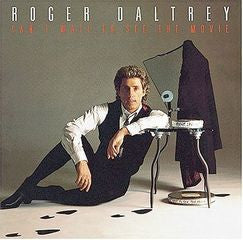 Roger Daltrey ‎– Can't Wait To See The Movie