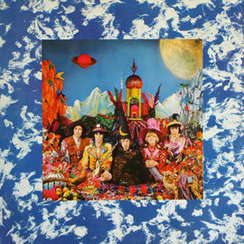 Rolling Stones ‎– Their Satanic Majesties Request -1967 Lenticular / gatefold sleeve (Clearance Vinyl)