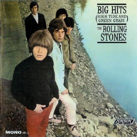 Rolling Stones ‎,The – Big Hits (High Tide And Green Grass) 1966- Blues Rock, Rock & Roll, Hard Rock, Classic Rock (vinyl)