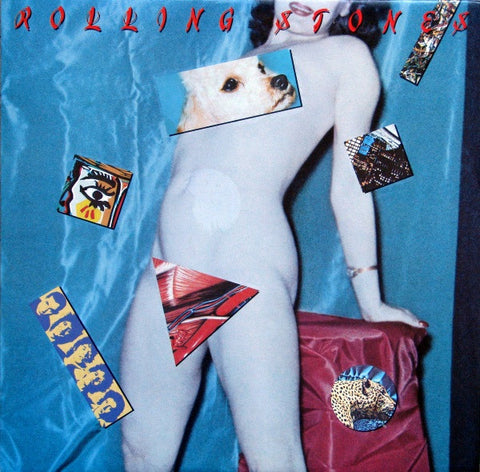 Rolling Stones , The  ‎– Undercover -1983 - classic Rock (vinyl ) slightly different cover