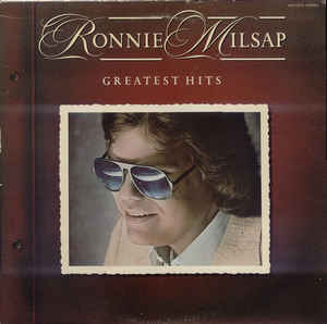 Ronnie Milsap ‎– Greatest Hits -1989 - Folk, Country (Vinyl)