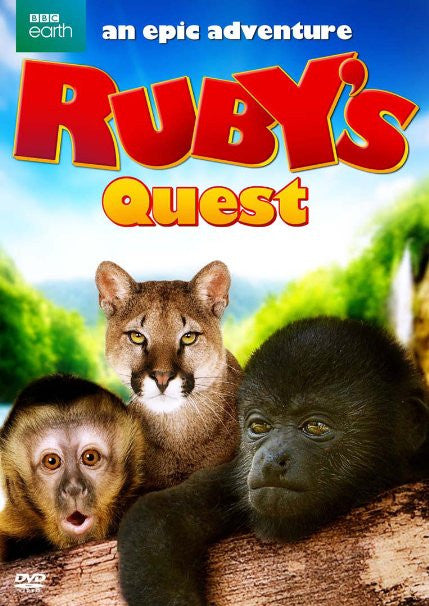 Ruby's Quest 2015 ( New DVD )