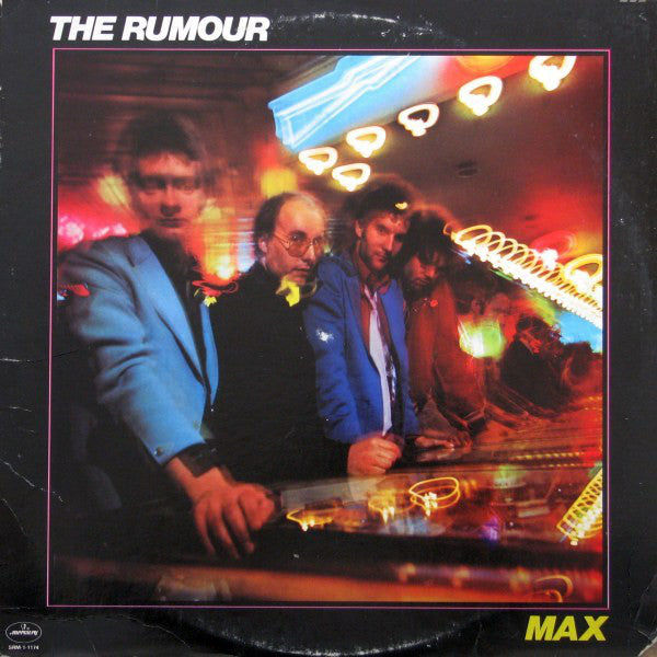 Rumour ,The  ‎– Max - Stoner Rock, Blues (vinyl)