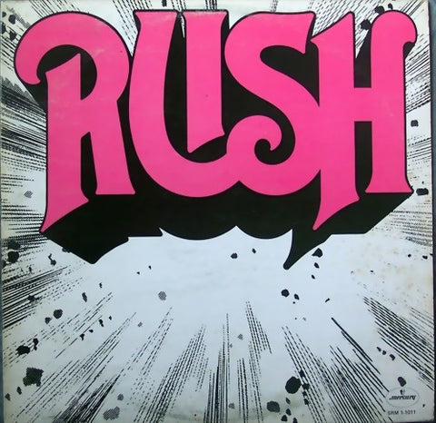 Rush ‎– Rush 1978 - Hard Rock, Heavy Metal