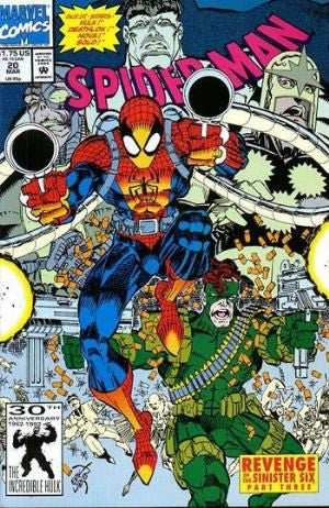 SPIDER-MAN - 20 REVENGE OF THE SINISTER SIX - PART THREE