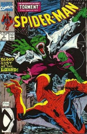 SPIDER-MAN #2 The Arachknight Returns ! Part 2 of 5
