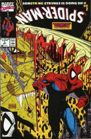 SPIDER-MAN #3 Torment 3 of 5