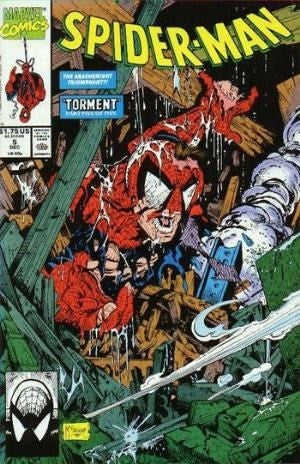 SPIDER-MAN # 5- Torment - Part 5 of 5