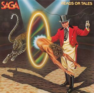 Saga ‎– Heads Or Tales 1983 - Prog Rock