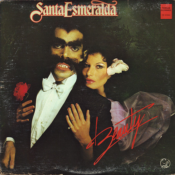Santa Esmeralda Starring Jimmy Goings ‎– Beauty -19780-Funk / Soul (vinyl)
