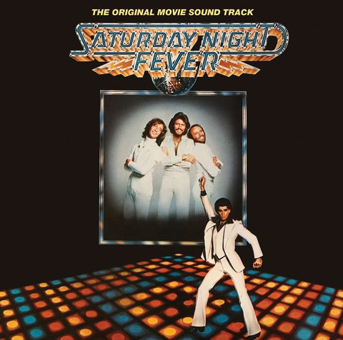 Bee Gees - Saturday Night Fever OST 2 Lps ( Clearance vinyl ) Overstocked - SPECIAL PRICING