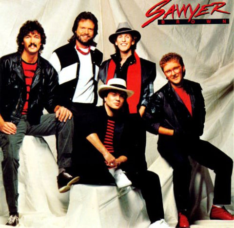 Sawyer Brown ‎– Sawyer Brown -1984-  Rock, Folk, Pop (New Sealed Vinyl)