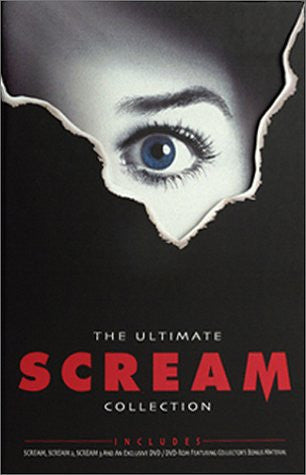 Scream Trilogy - Boxed Set DVD