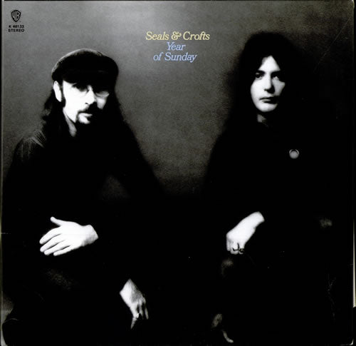 Seals & Crofts ‎– Year Of Sunday -1971- Folk Rock (vinyl)
