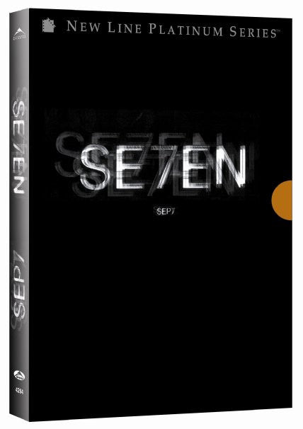 Seven (Two-Disc Special Edition) [Import] Mint DVD